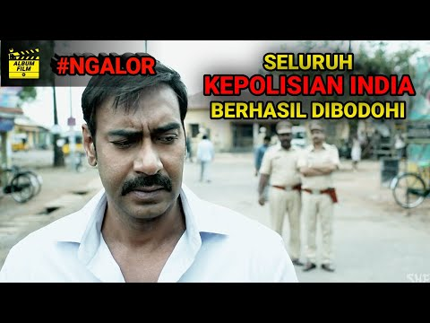 CARA MENYEMBUNYIKAN PEMBUNUHAN PALING JENIUS! | #NGALOR FILM DRISHYAM (2015)