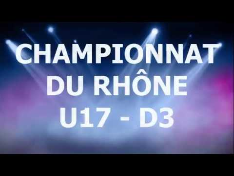 U17 - FAVIA AS Rhodanienne vs Feyzin FCBE - Championnat du Rhône D3 (période 1)