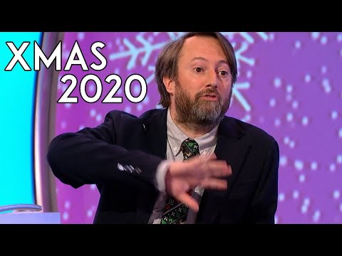 """Would I Lie To You? - """"WILTY@Christmas 2020 (Series 14  Xmas Special)"""" 