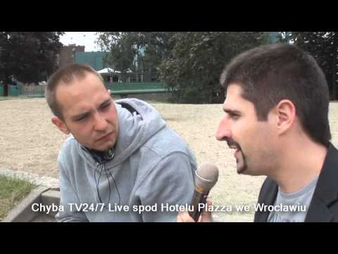 Kabaret Chyba - EURO 2012 - Nocleg piłkarzy