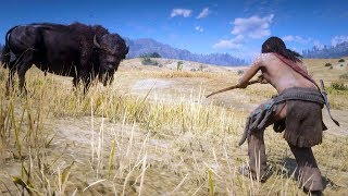 Red Dead Redemption 2 PC 60 fps ▶️ Native American Gameplay