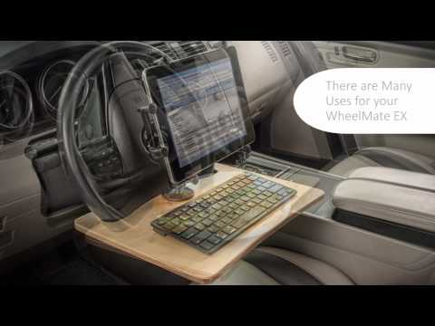 WheelMate Extreme 10 Inch Tablet with BlueTooth Keyboard FINAL