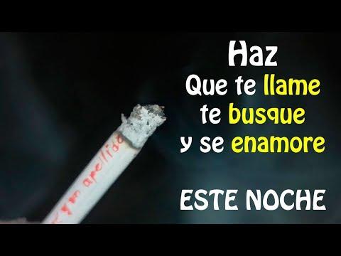 Pensamientos de amor - Cigarro para que piense en tí y te busque esta noche