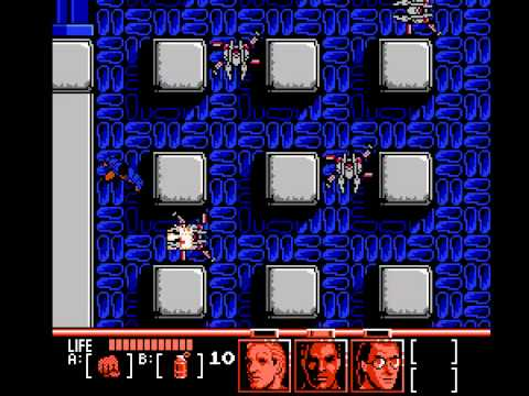 Mission : Impossible NES