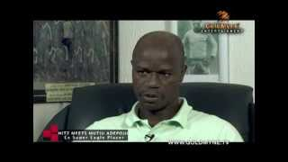 Ex-super Eagles Player Mutiu Adepoju's interview on HitzTV