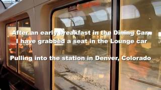 "Video Riding AMTRAK's ""California Zephyr"" MP3, 3GP, MP4, WEBM, AVI, FLV Desember 2018"