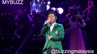 Cakra Khan - Kekasih Bayangan - Live in Konsert Nova 2017