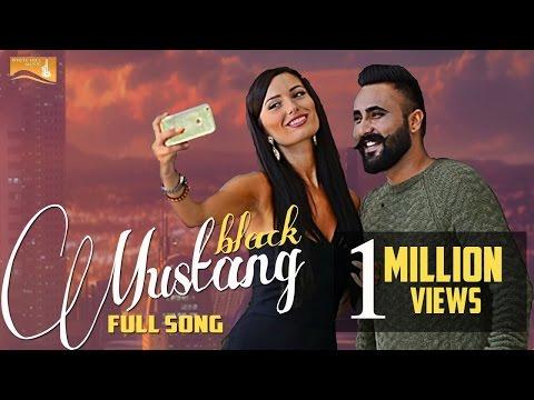 Black Mustang (Full Song) | Harneet Banwait | Latest Punjabi Songs | White Hill Music