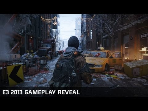 The Division - E3 Gameplay Enthüllung