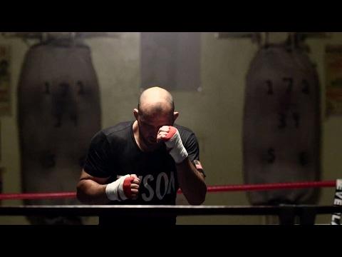 UFC 208: Glover Teixeira Visits Mike Tyson