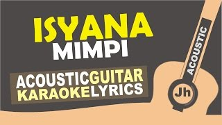 Isyana - Mimpi (Acoustic Karaoke Instrumental)