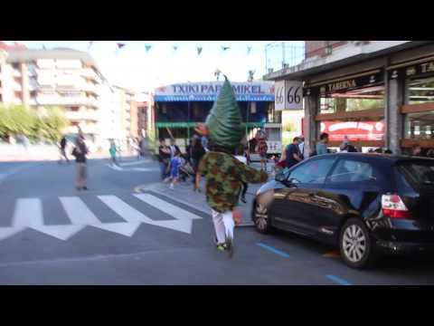 berazubiko festak 2016 (видео)
