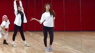 FANCY Dance Practice Video TZUYU Focus CUT