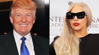 Lady Gaga is speaking out against President Donald Trump after he banned transgender people from serving in the United States ...