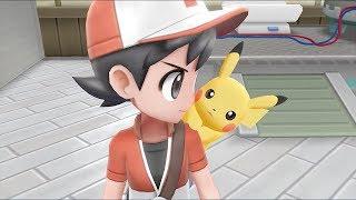 Video Pokemon Let's Go Pikachu and Pokemon Let's Go Eevee - Announcement Trailer (Japanese) MP3, 3GP, MP4, WEBM, AVI, FLV September 2018