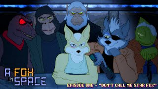 "A Fox in Space – S01E01 – ""Don't Call Me Star Fox"" (Star Fox Animation)"