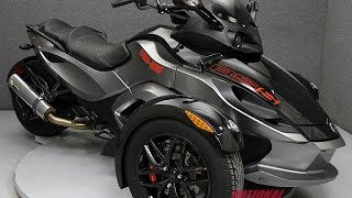 6. 2011  CAN AM  SPYDER RS-S SE5 - National Powersports Distributors