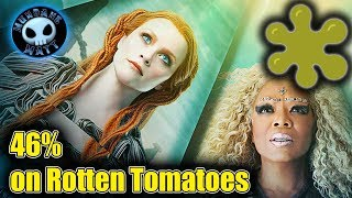 Video A WRINKLE IN TIME bombs on Rotten Tomatoes MP3, 3GP, MP4, WEBM, AVI, FLV Maret 2018
