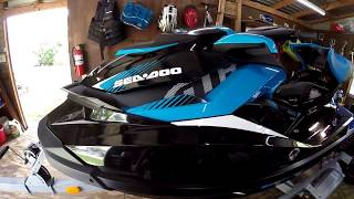 9. 2017 SeaDoo GTR 230 Review and Performance Test