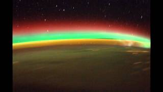 Time Lapse from Space - Aurora