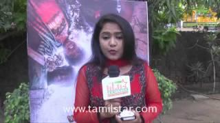 Sameera at Vajram Movie Audio Launch