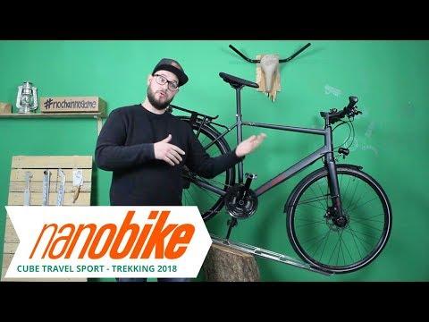 Cube Travel Sport 2018 Trekking Bike | Review