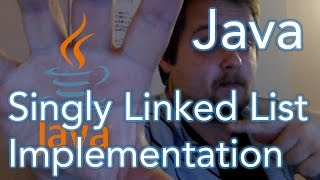 Your contributions made this content possible!https://www.patreon.com/EE_EnthusiastWelcome to the first episode of Java Development! In this particular video, we will be looking at Singly Linked Lists. My goal is not to bore you with theory, but instead walk you through the implementation of the entire thing.I will follow-up with a few problems most commonly asked when talking about Linked Lists: Reversing the list & finding / removing an element from the list.Enjoy and stay tuned for more!Get in touch:Facebook: https://www.facebook.com/EEEnthusiastTwitter: https://twitter.com/EE_EnthusiastWebsite: http://eeenthusiast.comGitHub: https://github.com/VRomanov89Personal website: http://vladromanov.comSoftware:https://github.com/VRomanov89/EEEnthusiast/tree/master/04.%20Java%20Development%20TutorialsRelevant Links:Linked List Wiki: https://en.wikipedia.org/wiki/Linked_listRelevant Search Terms:EEEnthusiast, Vlad Romanov, Volodymyr Romanov, java linked list, java linked list tutorial, java linked list example, java singly linked list tutorial, java linked list queue, linked list reverse java, linked list reverse traversal, linked list delete node, linked list problems, linked list problems java, linked list questions, linked list interview questions, linked list solutions, linked list implementation in java, linked list data structure, linked list explained, linked list program in java, linked list interview questions and answers