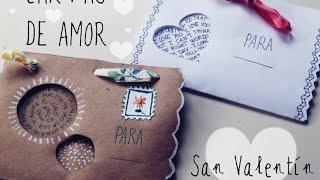 Cartas O Tarjetas Para Regalar [San Valentín 2015]