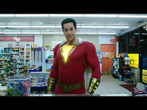 ¡Shazam! - Official Trailer 2?>