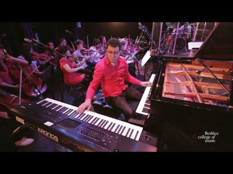 never - Berklee College of Music presents a cover of Michael Jackson -