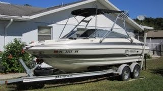 7. [SOLD] Used 2008 Larson 208 LXi with Wakeboard Tower in Lakeland, Florida