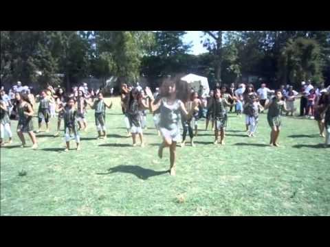 WAKA WAKA de Shakira par GROUPE SCOLAIRE LA RESERVE