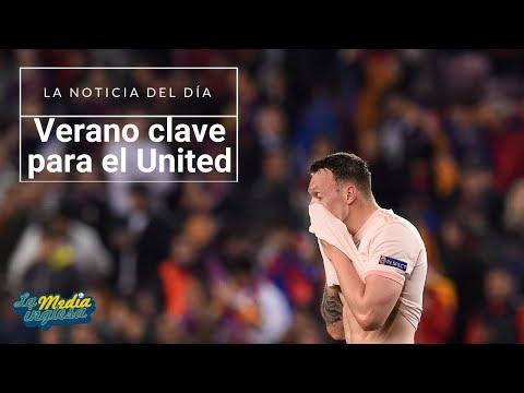 VERANO CLAVE PARA EL MANCHESTER UNITED
