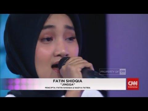 Video Fatin Nyanyikan Single