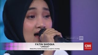 Fatin Nyanyikan Single