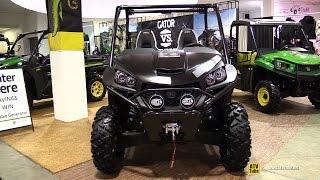 5. 2015 John Deere Gator RSX 850i Midnight Black SE - Walkaround - 2014 Toronto ATV Show