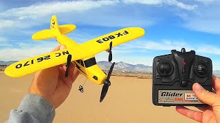 Video FX803 the World's Cheapest RC Airplane Glider MP3, 3GP, MP4, WEBM, AVI, FLV Juni 2018