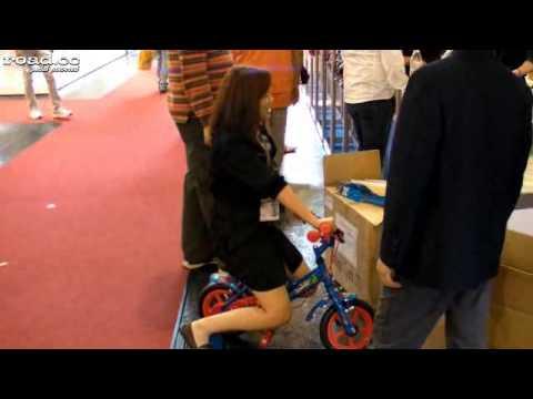 Eurobike show shorts: product testing