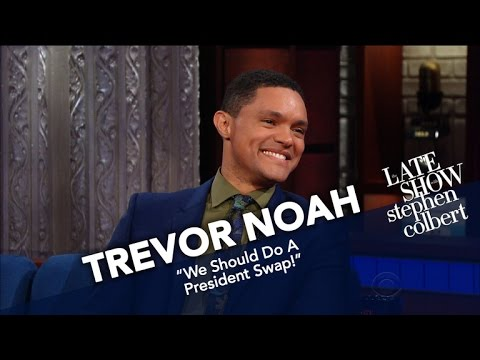 Trevor Noah Compar