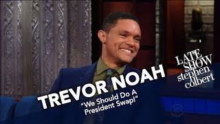 Video Trevor Noah Compares South Africa's Leaders To America's MP3, 3GP, MP4, WEBM, AVI, FLV Januari 2018