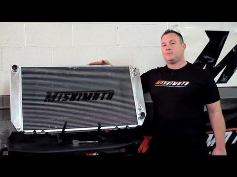 How To Install: Mishimoto 1994-2000 Chevy C/K2500 w/ 6.5L Performance Radiator