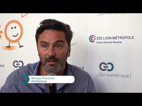 Interview de Nicolas Thevenon de ClicFacture