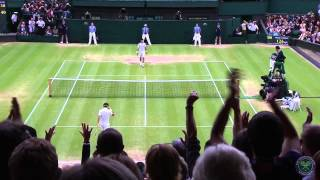 Tennis Highlights, Video - Novak Djokovic | Road to the Champion | Wimbledon 2014