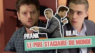 [Ep. intégral #2] Pranque Le pire stagiaire : Bilal