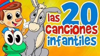 CANCIONES INFANTILES LO MEJOR DE LO MEJOR
