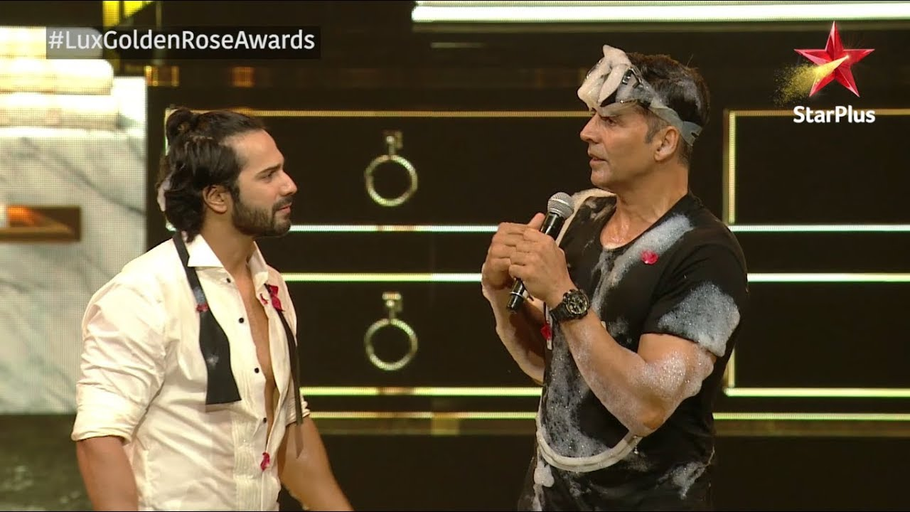 Lux Golden Rose Awards | Akshay's Suggestion