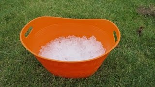 HBomb's ALS Ice Bucket Challenge