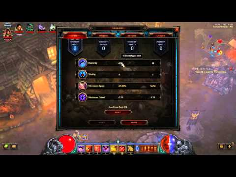 Diablo 3 - Demon Hunter Best Build (RoS Patch 2.1)