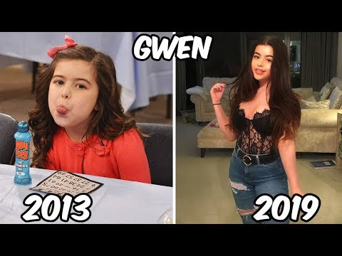 Sam & Cat Before and After 2019