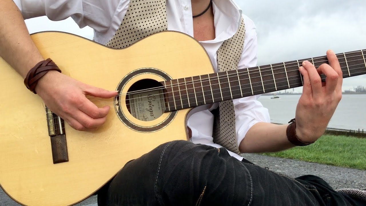 Space Oddity (David Bowie) – Acoustic Fingerstyle Guitar by Thomas Zwijsen
